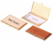 Personalized Business Cardholder
