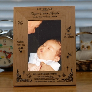 Engraved baby gifts personalized gifts for baby baby photo frame engraved baby gifts personalized gifts for baby baby photo frame picture frames negle Image collections