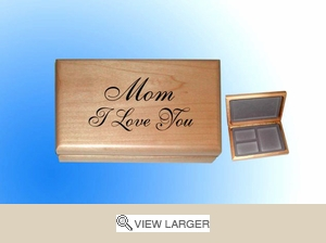 Personalized Jewelry Box for Mom