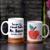 Personalized Mug for Teacher