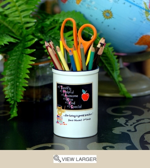 Personalized Pencil Holder PHTC542