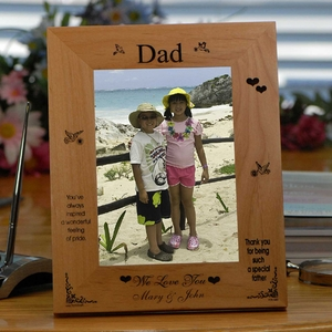 Personalized Frame For Dad Gifts For Dad