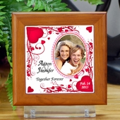 Personalized Valentine Frame