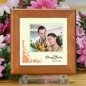 Personalized Valentine Photo Frame
