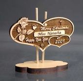 Personalized Wood Cutting Gift for Teacher