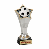 Soccer Rising Star Resin
