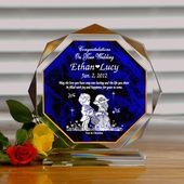 Special Plaque for Wedding