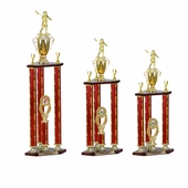 Three Columns Trophies