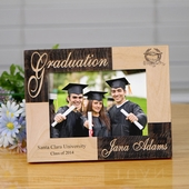 Wood Frame Graduation Items