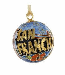 San Francisco Holiday Ornaments And Gifts