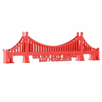 Golden Gate Bridge Souvenir Magnet