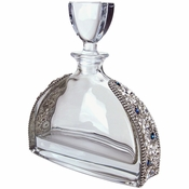 Alan Lee Imperial Collection Decanter Bermuda Blue
