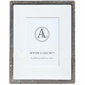 Alan Lee Princess Collection 8 X 10 Encrusted Picture Frame