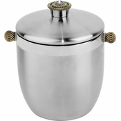 Alan Lee Princess Collection Ice Bucket Gold