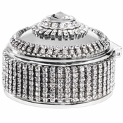 Alan Lee Princess Collection Ring Box With Lid