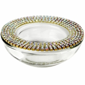 Alan Lee Princess Collection Tealight Candle Holder Gold