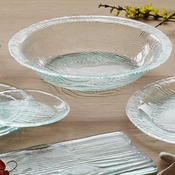 Annieglass Grove Large Serving Bowl