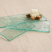 Annieglass Grove Plank Large Cheese Board