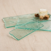 Annieglass Grove Plank Small Cheese Board