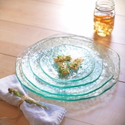 Annieglass Salt Charger