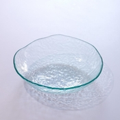 Annieglass Salt Large Bowl
