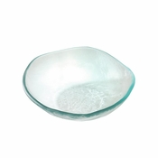 Annieglass Salt Medium Bowl