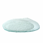 Annieglass Salt Oval Tray Medium