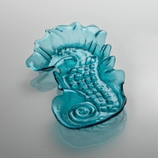 Annieglass Sea Life Medium Seahorse