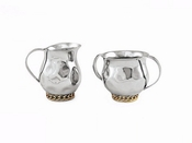Beatriz Ball CATENA Creamer & Sugar Set