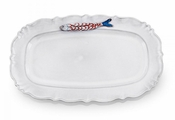 Beatriz Ball CERAMIC Bahia Medium Oval Platter
