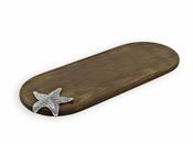 Beatriz Ball CUTTING BOARD Ocean starfish ash