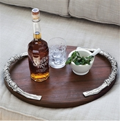 Beatriz Ball CUTTING BOARD Soho Galena Large Oval