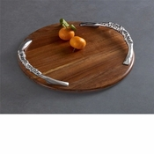 Beatriz Ball CUTTING BOARD Soho Galena Large Round