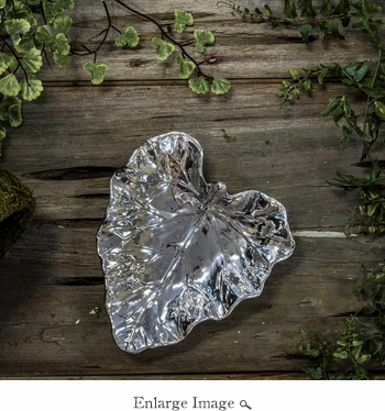 Beatriz Ball GARDEN Heart Shaped Leaf Bowl