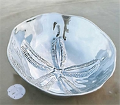 Beatriz Ball OCEAN sand-dollar bowl (md)