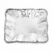 SOLD OUT Beatriz Ball ORGANIC PEARL rect tray (md) (Retired)