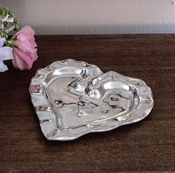 Beatriz Ball VENTO Heart Plate
