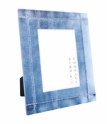 "Bird & Co. Denim 4""x 6"" Acrylic Frame - CLOSEOUT"