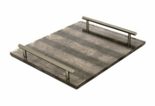 "Bird & Co. Hot Tin Roof Tray 5.5"" x 12"" - CLOSEOUT"