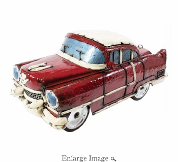 Caddy Cooler Red