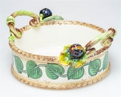 SOLD OUT Centerpiece Bowl with Fig Decor