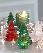 Daum Crystal Christmas