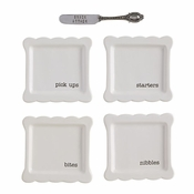 Mud Pie Circa Tidbit Set - CLOSEOUT