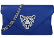 Collective Designs - Envelope Blue Tigress