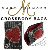 Mary Frances Crossbody Bags