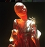Daum Crystal Amber Kabuki by Marie-Paule Deville-Chabrolle - Limited Edition of 8