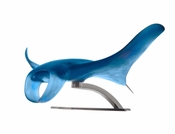 Daum Crystal XL Manta Ray Umberto Nuzzo  - Limited Edition of 50