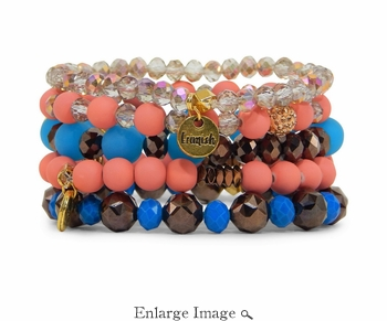 Erimish Bracelet Dragonfly Bracelet Stack - WEEKLY SPECIAL OFFER