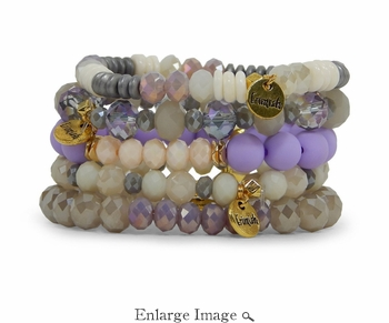 SOLD OUT Erimish Bracelet Fairytale Bracelet Stack - CLOSEOUT