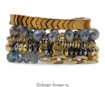 Erimish Bracelet Holly Bracelet Stack
